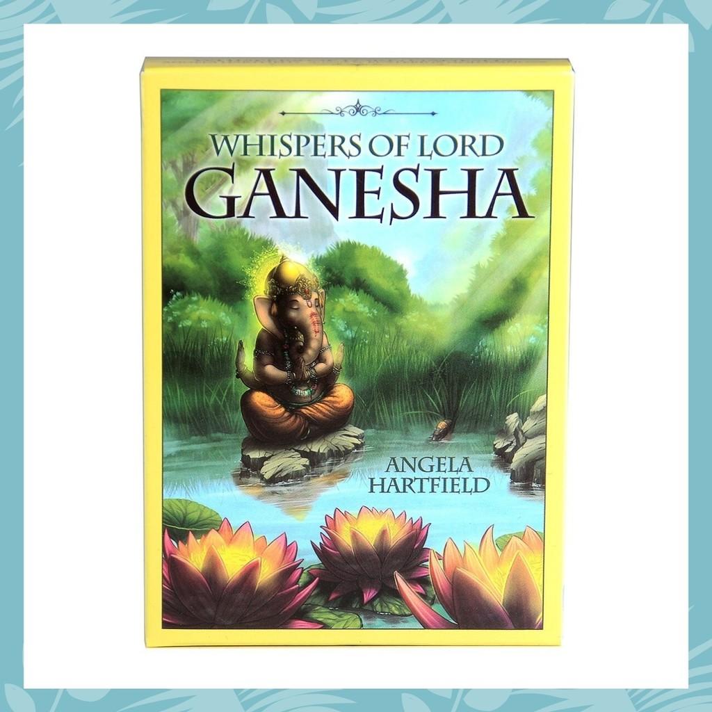 Tarotscopes Bộ bài Oracle Whispers of Lord Ganesha