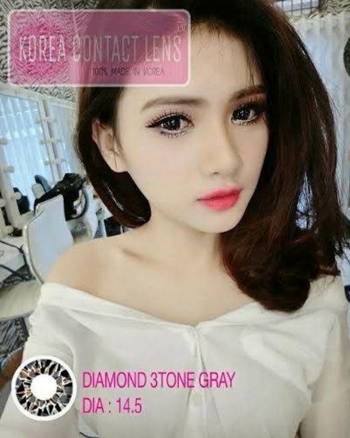 Diamond 3 tone gray ẢNH THẬT