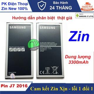 Pin SAMSUNG J7 2016 (J710CBE) Chính hãng 3300mAh, Nguyên SEAL