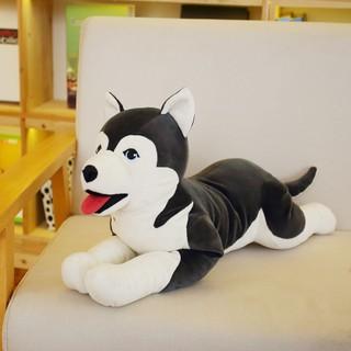 Đồ Chơi Nhồi Bông Hình Chó Husky Đáng Yêu