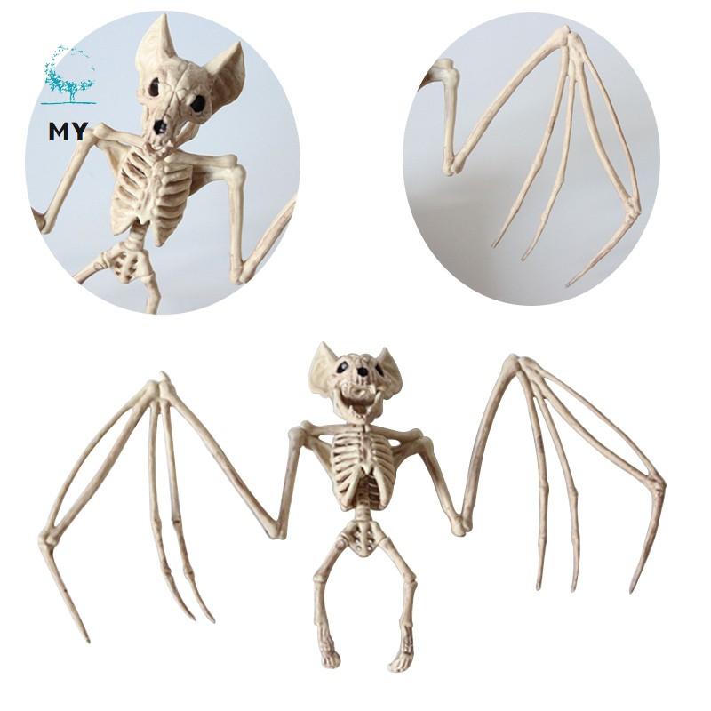 Đồ trang trí Halloween famy hình xương người