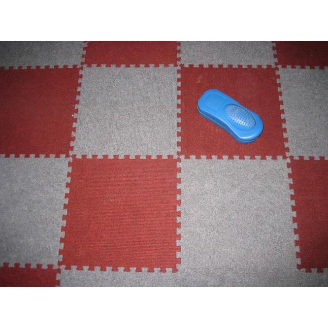FREE SHIP ĐƠN 150KBịch 18 tấm thảm nỉ GHÉP trải sàn 30x30 cm