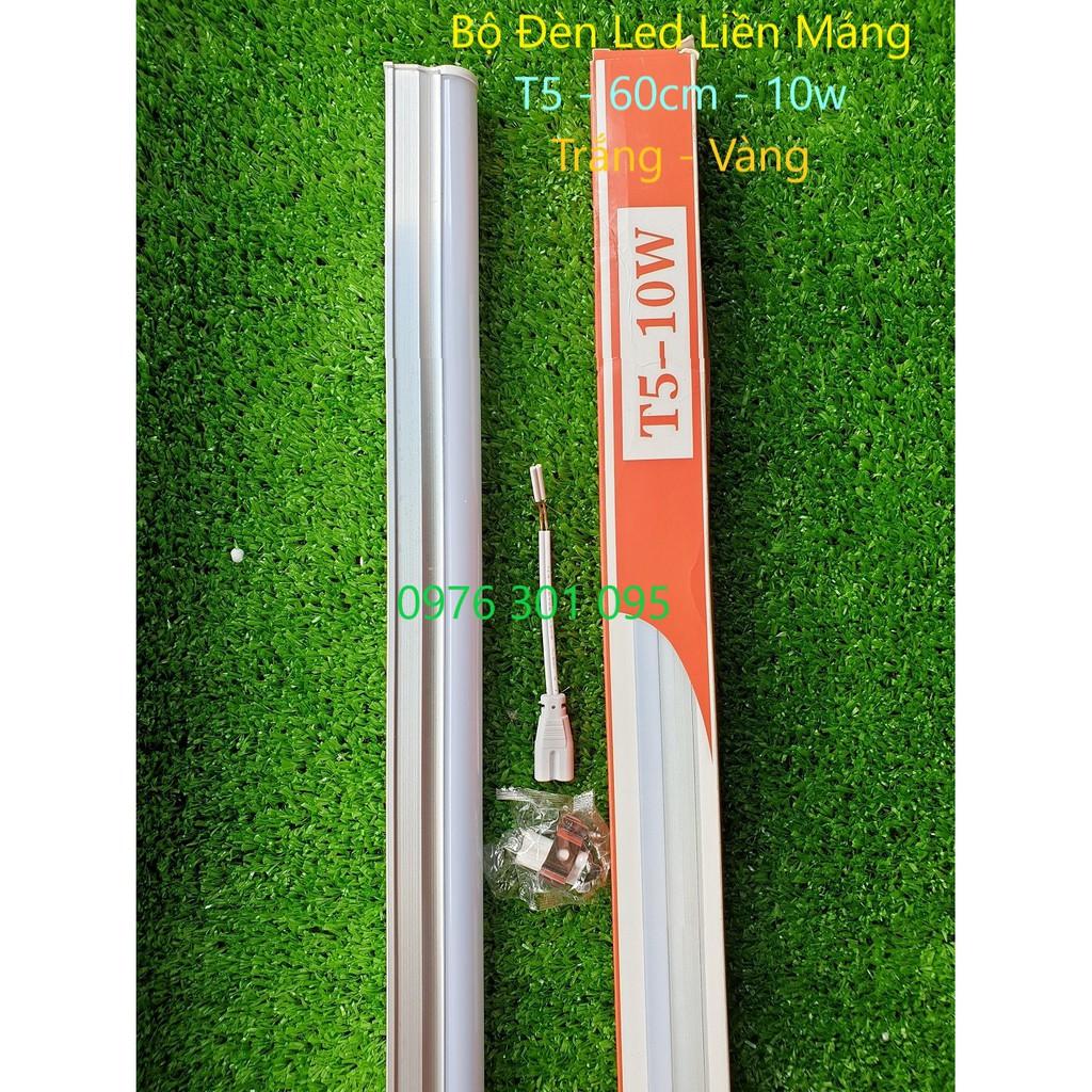 Bộ Đèn Led Tuýp Liền Máng - 30cm đến 1m2 - [ T5 ]