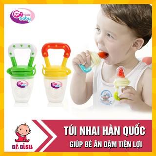 Túi nhai ăn dặm GB Baby Hàn Quốc chống hóc- giúp bé tập ăn hiệu quả thumbnail