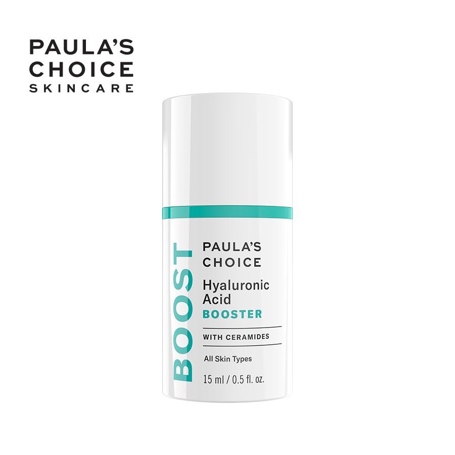Tinh chất tăng cường cấp ẩm, chống nhăn và lão hóa Paula's Choice Hyaluronic Acid Booster 15ml 7860