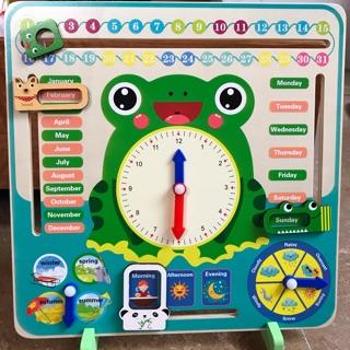 Bộ đồng hồ ếch đa năng