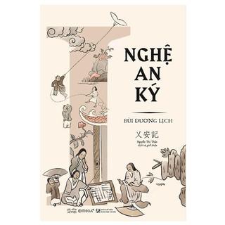 Sách - Nghệ An ký (2018) thumbnail