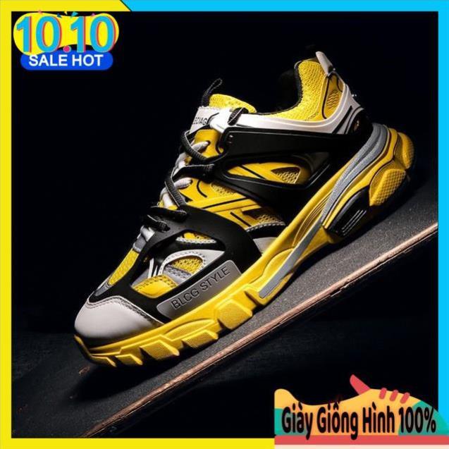 Giày thể thao Nam BALECIAGA STYLE đế cao cực phong cách