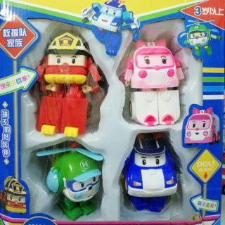 Đội robot Poli Korea