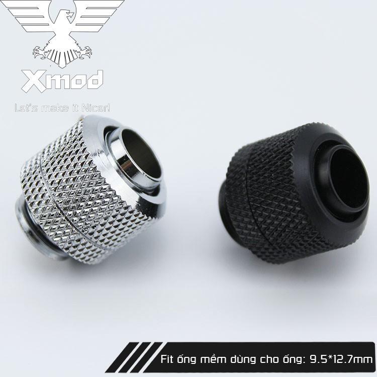 Fit nối ống mềm Xmod (Tản nhiệt nước) Giá chỉ 49.000₫