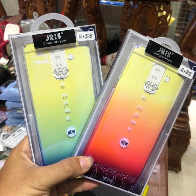 Ốp lưng Samsung A6,A6plus 2 màu cực đẹp