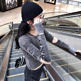 (hàng có sẵn) đầm mini dài tay cho nữ