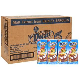 Tặng balo khi mua 3 Thùng 32 Hộp Sữa Cacao Lúa Mạch DMALT (180ml/Hộp)