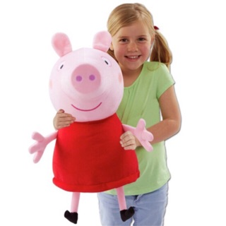 HEO PEPPA PIG ĐỒ CHƠI NHỒI BÔNG HEO PEPPA [50cm]