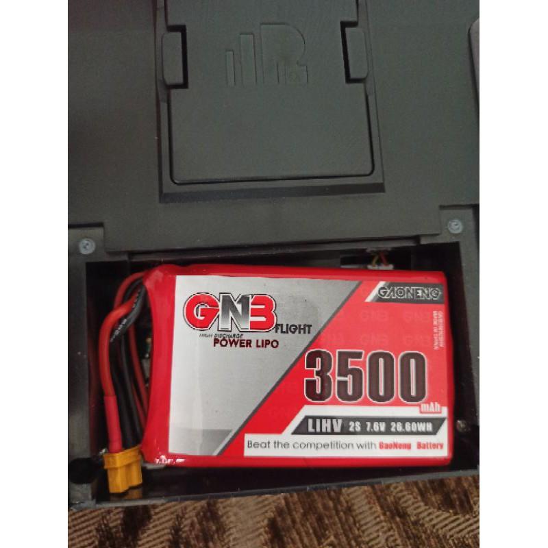 pin GNB 2s 3500mah cho tx qx7