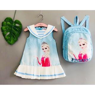Đầm Elsa cho bé