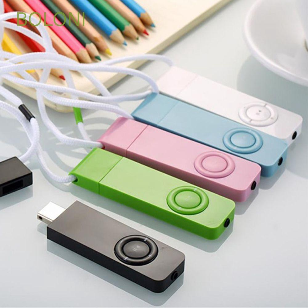 Máy nghe nhạc MP3 dung lượng 32GB hỗ trợ thẻ nhớ TF tiện dụng