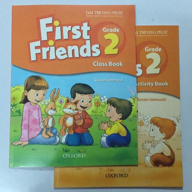 Sách - Trọn bộ First friends 2 - ( kèm CD) - 3469393 , 1237026740 , 322_1237026740 , 130000 , Sach-Tron-bo-First-friends-2-kem-CD-322_1237026740 , shopee.vn , Sách - Trọn bộ First friends 2 - ( kèm CD)