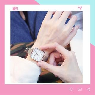 Đồng hồ đeo tay thời trang nam nữ Faconi cực đẹp DH39