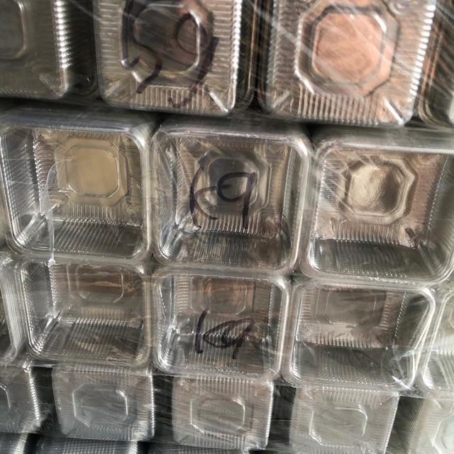 Khay nhựa đựng bánh trung thu số 9 150g ( bịch 100 cái )