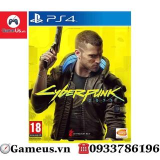 Đĩa Game PS4 - Cyberpunk 2077 thumbnail