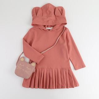 Váy đuôi cá bé gái
