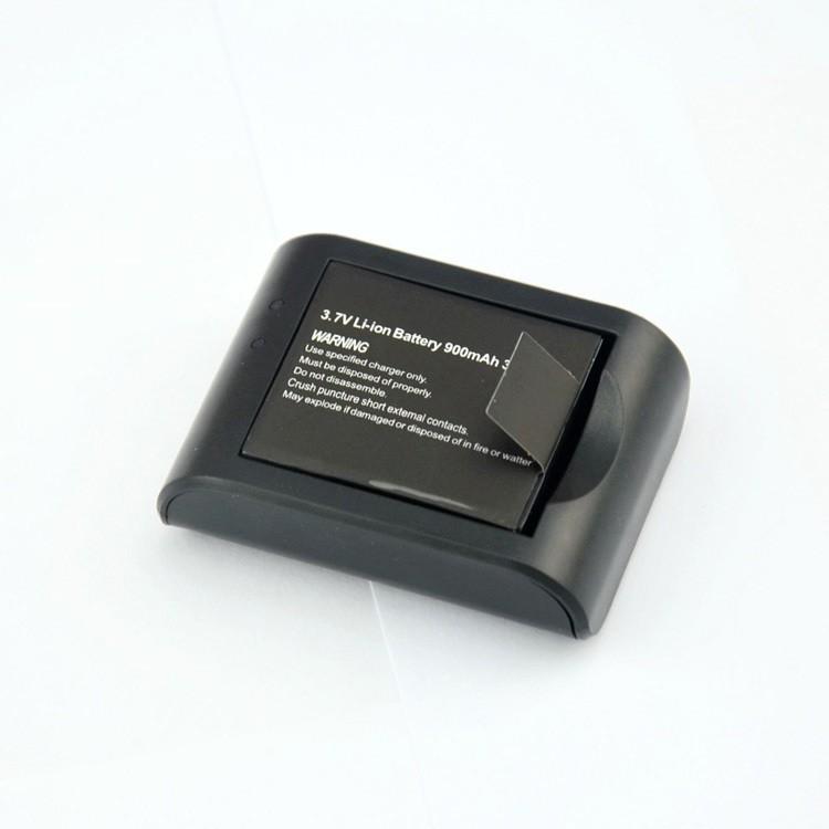 Combo sạc đơn + 1 pin cho SJCAM, EKEN
