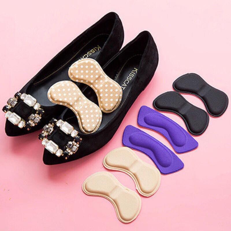 Combo 2 miếng lót giày vải êm chân cao cấp