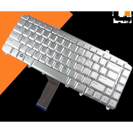 Bàn phim Laptop Dell INSPIRON 1420,1520,M1330,1521,1525,VOSTRO 1000,1400,1500,1545 (MÀU BẠC) Giá chỉ 210.000₫