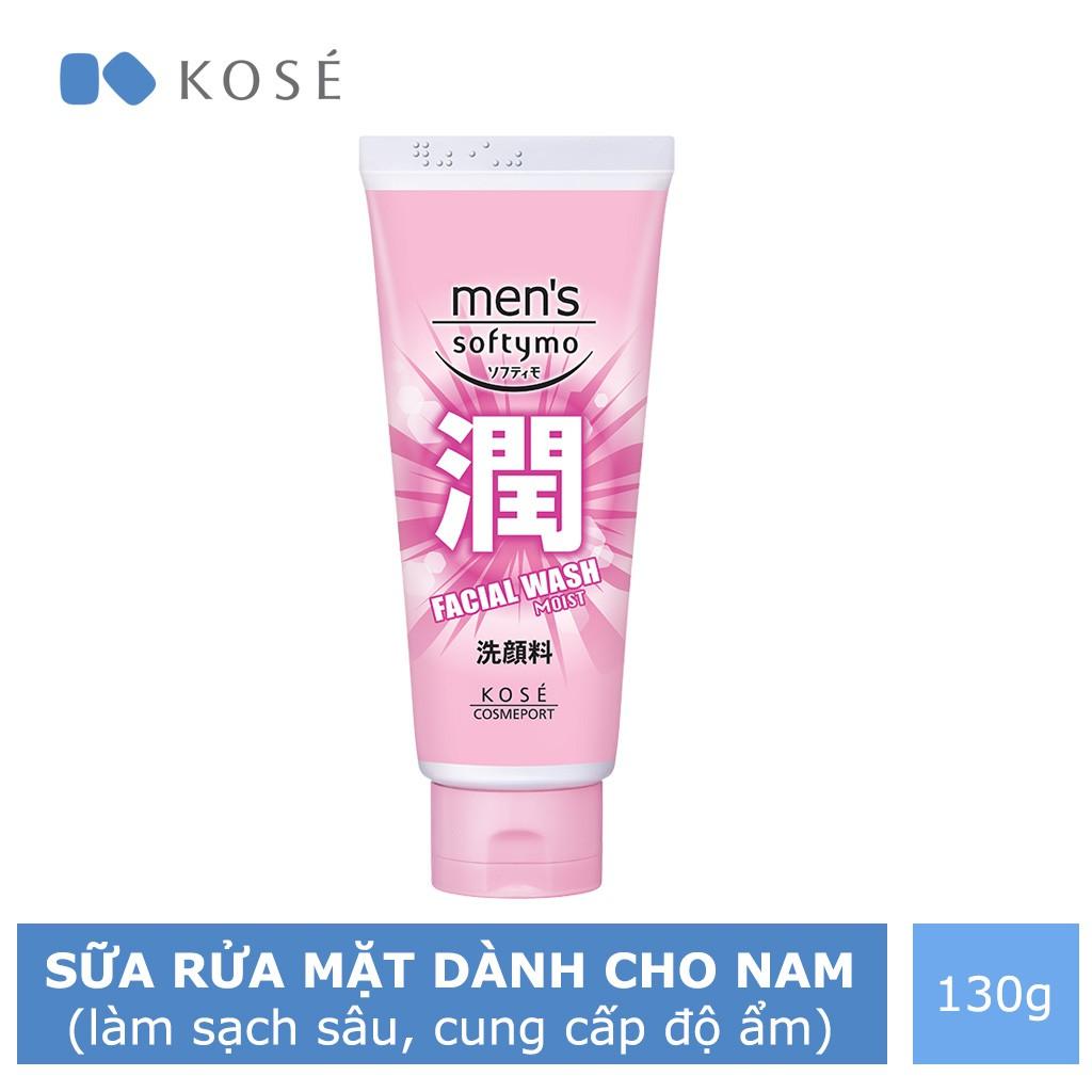 Sữa Rửa Mặt Dành Cho Nam Kosé Cosmeport Men
