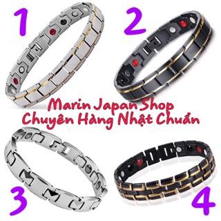 (Nội địa Nhật) vòng tay ổn định điện tích và điều hoà huyết áp trong cơ thể hàng Nhật Bản