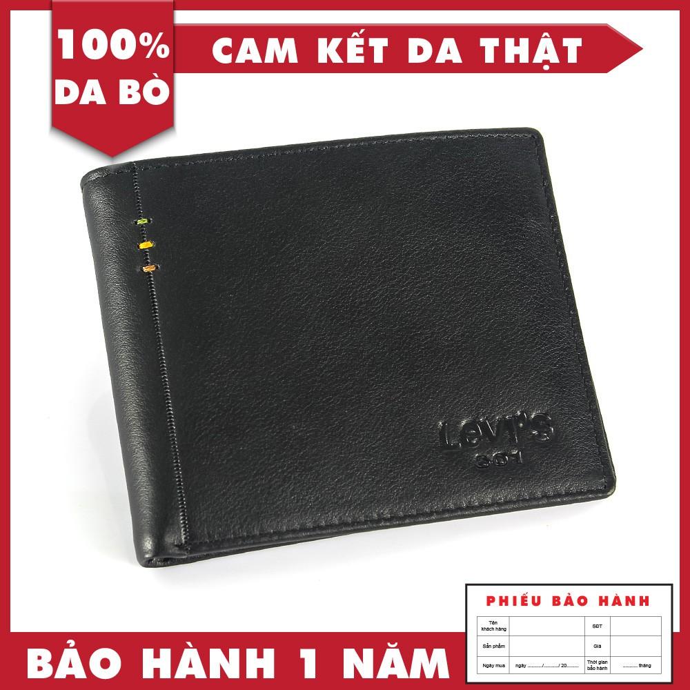 Bóp Da - Ví Da Bò Cho Nam 501 Màu Đen - 14070073 , 2013852360 , 322_2013852360 , 240000 , Bop-Da-Vi-Da-Bo-Cho-Nam-501-Mau-Den-322_2013852360 , shopee.vn , Bóp Da - Ví Da Bò Cho Nam 501 Màu Đen