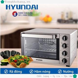 Lò nướng Hyundai HDE 3000S, Dung tích 30L, 35L, 45L. Bảo hành 12 tháng.