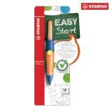Chì bấm hình thể học STABILO EASYergo 1.4 tay trái (thân cam xanh)