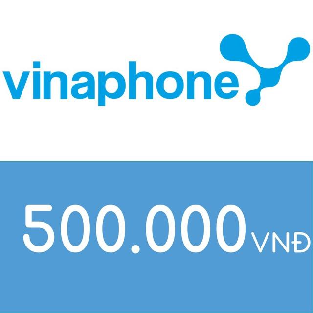 Mã thẻ điện thoại Vinaphone 500K