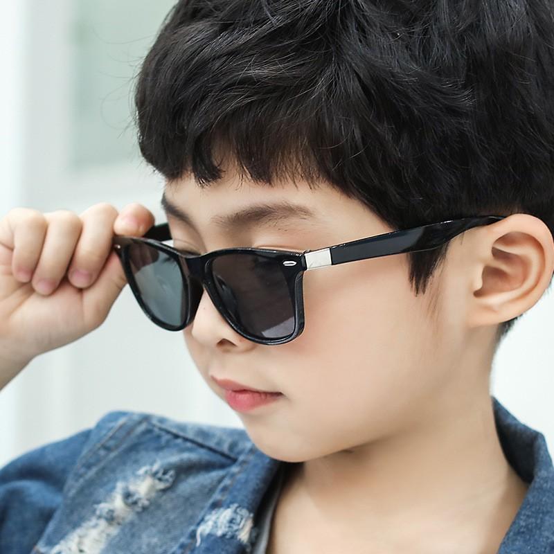 Kính cho bé FUHA, kính râm chống nắng tia UV kiểu dáng sang trọng cho bé trai và bé gái