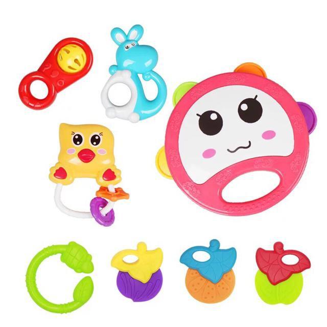 Túi đồ chơi xúc xắc 5 món Toyhouse