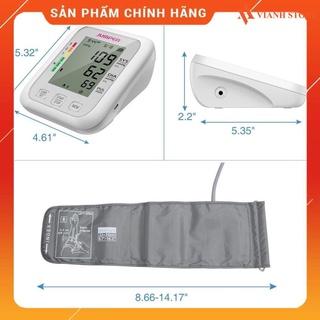 (FDA Hoa Kỳ + xuất USA) Máy đo huyết áp bắp tay Jumper JPD-HA120, Kết nối Bluetooth + APP, Bảo hành chính hãng thumbnail