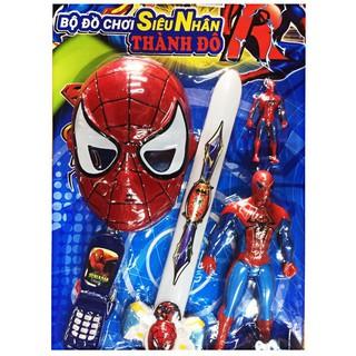 Người nhện, siêu anh hùng, siêu nhân biến hình, siêu nhân Gao đồng giá sale
