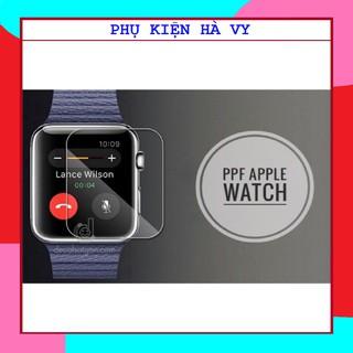 Miếng dán PPF Apple watch phục hồi trầy xước size 38 40 42 44mm - 3 Lớp hàng xịn dày dặn thumbnail