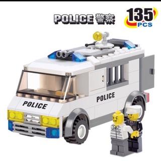 Lắp Ráp Police-135 PCS