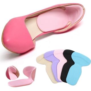 (Hàng Mới Về) 1 Cặp Miếng Lót Giày Cao Gót Chữ T Tiện Dụng Cho Nữ