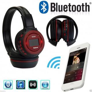 (chụp tai) Tai nghe Audifonos Bluetooth N65 (Radio, Microsd, DJ,..FM) âm thanh siêu bass cực chuẩn thumbnail