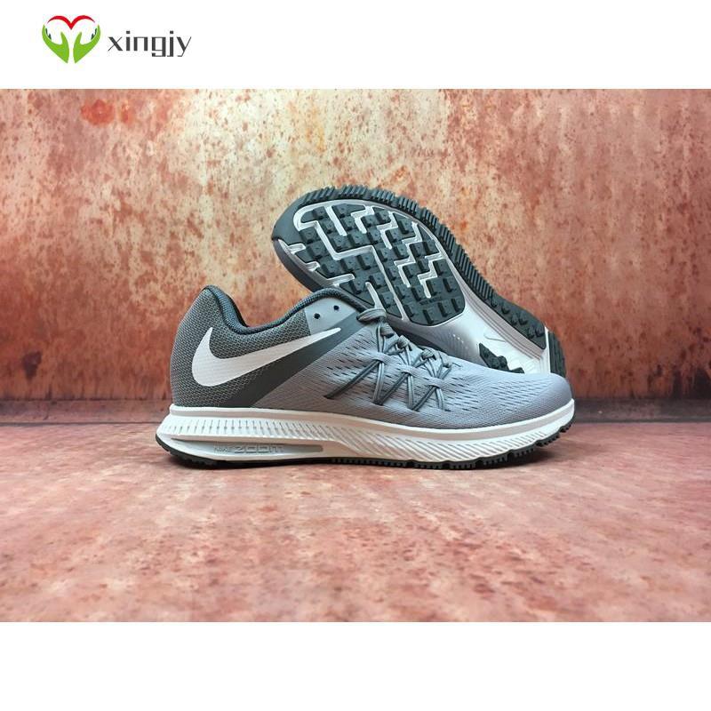 รองเท้าผ้าใบ NIKE ZOOM WINFLO 3 ระบายอากาศน้ำหนักเบา