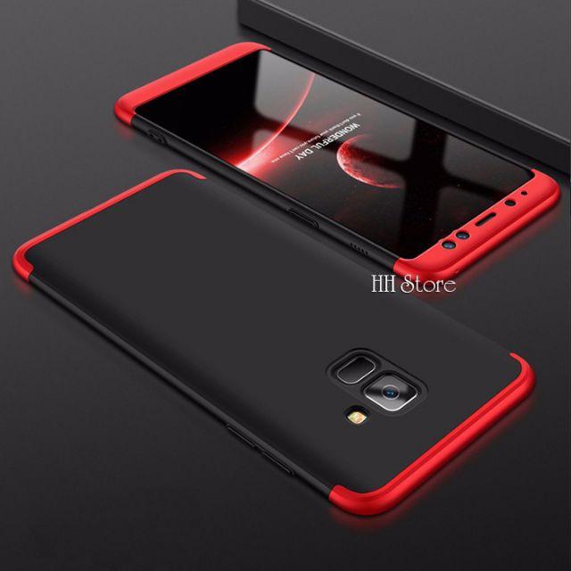 Ốp lưng Samsung Galaxy A8 2018 và A8 Plus 2018 bảo vệ 360 độ - 3151951 , 1307192433 , 322_1307192433 , 129000 , Op-lung-Samsung-Galaxy-A8-2018-va-A8-Plus-2018-bao-ve-360-do-322_1307192433 , shopee.vn , Ốp lưng Samsung Galaxy A8 2018 và A8 Plus 2018 bảo vệ 360 độ