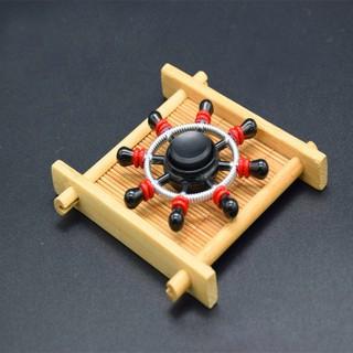 Hand Spinner Finger Toy Desk EDC Rudder Focus