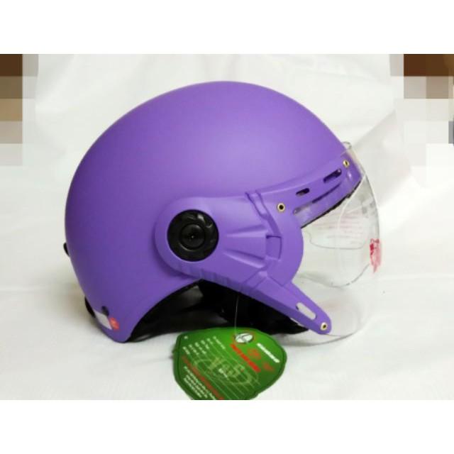 [GIÁ HỦY DIỆT] Mũ bảo hiểm nửa đầu có kính VS