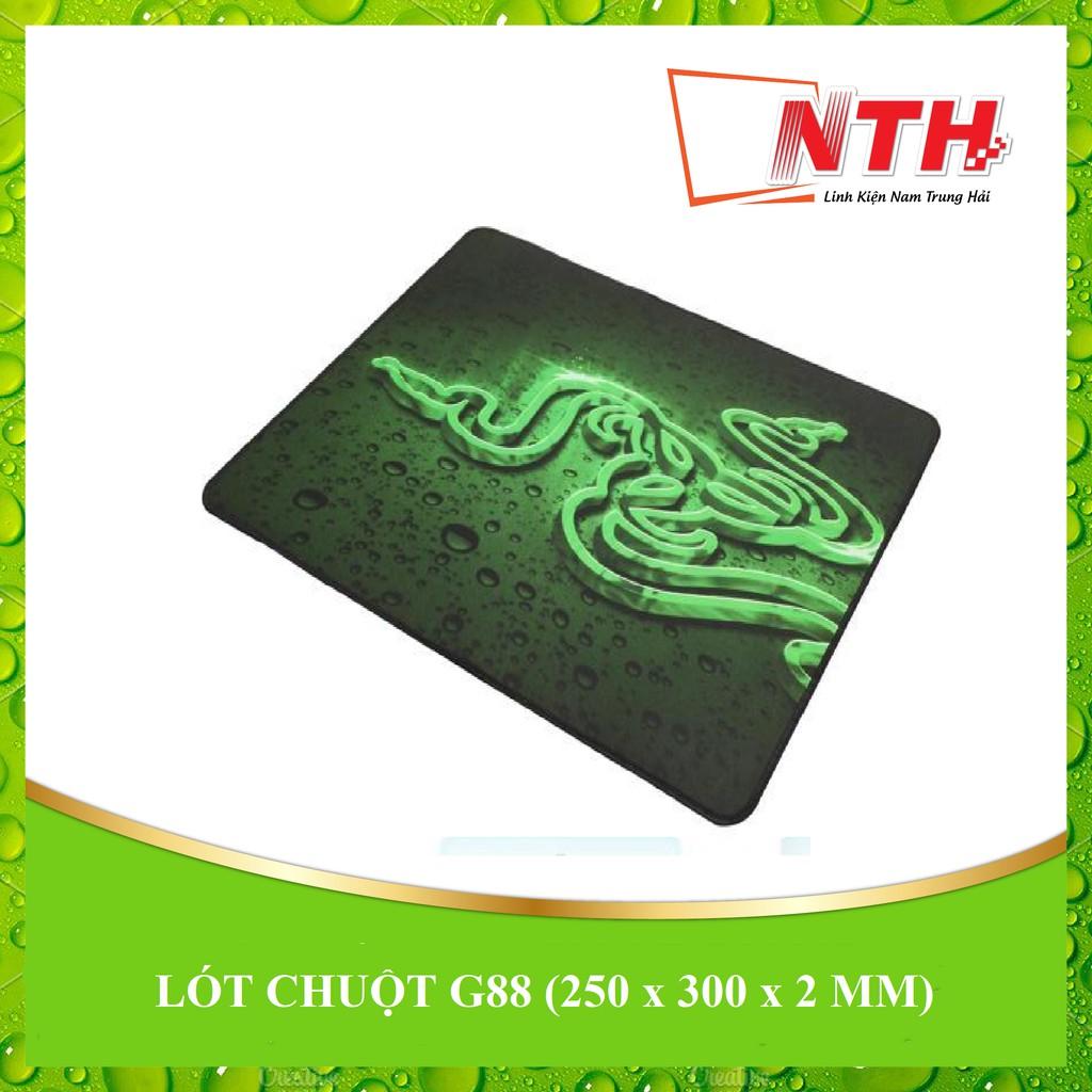 Lót Chuột Kingmaster G88 (250 X 300 X 2 MM)