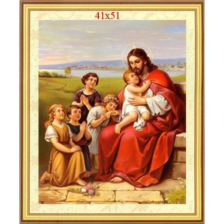 Chúa Giesu Bên Trẻ Thơ