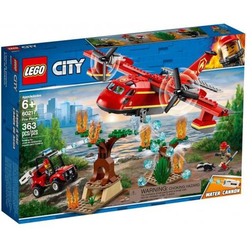 LEGO CITY – 60217 – Máy Bay Cứu Hỏa Rừng